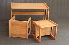Dorotka - sada stolík a 2 stoličky #nabytok_na_cely_zivot #handmade