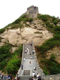 A Grande Muralha - China