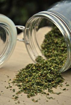 Ground Ivy: The Wild Herb Rub.