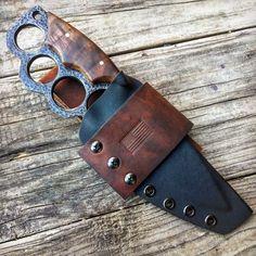 Custom Trench knife