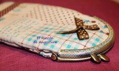 EL RINCÓN DE ANGOSTURA : Fundas para gafas ... con boquilla
