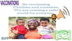 Vaccines save up to 3 millions lives each year. 🌷🐤🏂Love 'n' Kindness🏂🌷🐤. For Everyone, Love S, Dear Friend, Acting, Children, Life, Boys, Kids, Sons