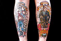 "duxvonzazer: "" KINGS OF KINGS tattoo!! """