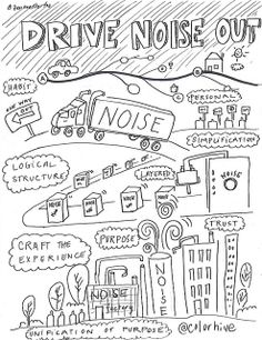 Drive Noise Out by colorhive, via Flickr