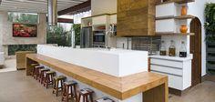 Projeto residencial | Espaço gourmet | MARCIO MERGUIZO
