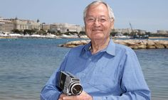 Roger Corman and his Cosina Super 8, 2011, Cannes