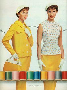 1955 seventeen magazine