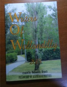 Random jottings: Book Launch – Writers of Wollondilly