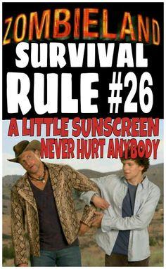 Zombieland rule #26