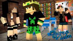 Minecraft: OUTRA VIDA #04 - ESTOU COM CIÚMES?