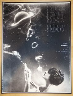 2014 Arctic Monkeys - Red Rocks Concert Poster by Rob Jones | JoJo's Posters