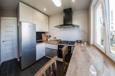 Кухня: белая кухня, которую помог сделать дизайнер