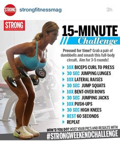 15 minute full body circuit strong magazine
