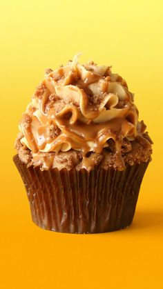If you can't resist eating cookie butter straight from the jar, try this. If you can't resist eating cookie butter straight from the jar, try this. Butter Cupcake Recipe, Butter Cupcakes, Cupcake Recipes, Cookie Butter, Cookie Recipes, Dessert Recipes, Fluffy Cupcakes, Blueberry Cupcakes, Chocolate Cupcakes