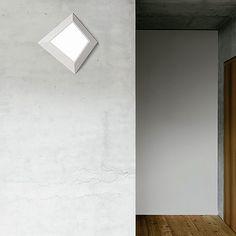 Lampy do łazienki Sforzin Illuminazione  Grado 1726.20 - Sforzin Illuminazione - kinkiet/plafon    #łazienka #lampy_łazienkowe #bathroom #Abanet.pl #SforzinIlluminazione  1726.20
