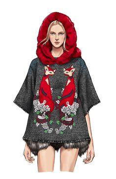 Fashion Illustrator Mengjie Di: Farfetch Editorial Features