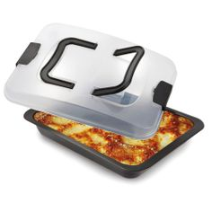 stampo da forno con coperchio e maniglie per trasporto vendita online dmail stampi