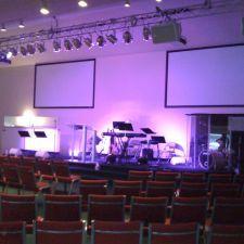 Church Sound Systems | Doylestown United Methodist Church | Zeo Audio-Video Systems #soundsystems