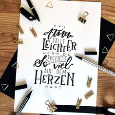 Stabilo Pen 68, Schrift Design, Bunt, Inspiration, Instagram, Pen Art, Feathers, Lace, Germany