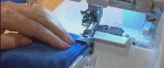 30 minute doll clothes: part 2...Sewing with Nancy
