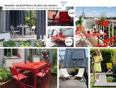 Terrasses & Balcons : Petits espaces, grandes idées