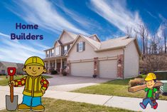 Are You in Search of a New home builder in Melbourne who will provide you with efficient and hassle free service? The home builders at Pulis Constructions are there to help you. Building Contractors, New Home Builders, Melbourne, New Homes, Construction, Search, Cover, Driveway Contractors, Building