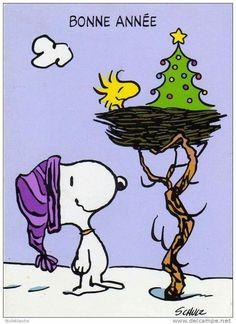 Weihnachten Peanuts