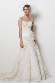c7d313f4413 Watters Hollywood Size 5 Wedding Dress – OnceWed.com