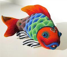 fish; Jan Huling