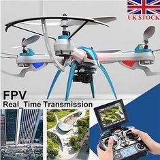 Tarantula X6 JJRC H16 Quadcopter Radio Control Drone FPV 4CH 6axis Video Camera - http://www.midronepro.com/producto/tarantula-x6-jjrc-h16-quadcopter-radio-control-drone-fpv-4ch-6axis-video-camera/ #radiocontrol