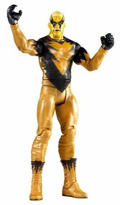 """WWE Goldust 2003 Royal Rumble Figure Series 14 by Mattel. $33.99. Collect all your favorites WWE Superstars. Kids can recreate their favorite WWE matches. Features extreme articulation, amazing accuracy, and authentic details. WWE Series #14 action figures in 7"""" Superstar Scale. Bring home the officially licensed WWE action. From the Manufacturer                World Wrestling Entertainment Figure Series #14: Bring home the action of the WWE. Kids can recreate ..."""
