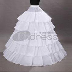 Wedding oversized tutu, rims petticoat