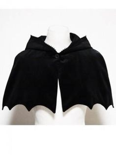 Cute Bat cape...from a company called Antique beasT from Japan :D <3 Love this! x