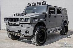 Hummer H2 Hummer H2 SUV Kevlar #Hummer #Humvee #Rvinyl =========================== http://www.rvinyl.com/Hummer-Accessories.html