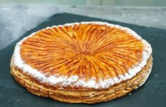 Galette des Rois, a French apple and almond tart traditionally eaten in January. For the full dessert recipe, click the picture or see www.redonline.co.uk