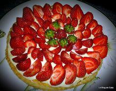 recette Tarte feuilletée aux fraises