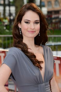 Picture of Lily James Actress Lily James, Jennifer Lawrence Pics, Pictures Of Lily, Hottest Female Celebrities, Hollywood Actresses, Beautiful Actresses, Beauty Women, Beautiful People, Lady