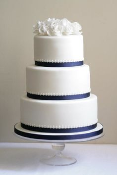 simple elegant wedding cakes | New Cake Ideas
