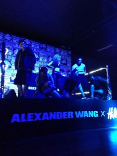 *fashion: Lo que pasó hoy en la fiesta de ALEXANDER WANG x H&M | Santiago de Chile | DIAWHO? NOT just a blog