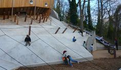 Gallery of Belleville Playground / BASE - 4