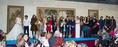 #Desfile #solidario #ASEMPA 2014 #Oviedo #Asturias #ManuGarcia #Novia #Fiesta #Weddingdress