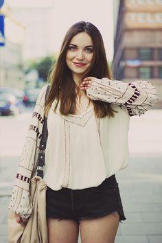 Free People Tunic | Karolina Baszak