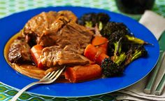 Clinton Kelly Slow Cooker Pot Roast