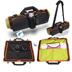 47b6813ae8 BUBM Elegant Multifunctional Waterproof Yoga Mat Bags Yoga Bag Travel Bag -Black.