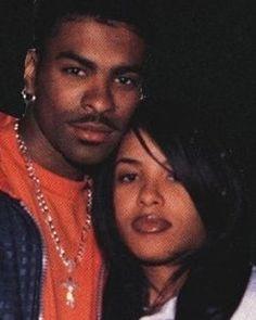 2 secks in 1 pic.  #ginuwine  #Aaliyah