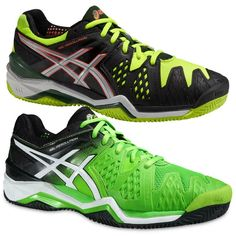 newest collection af4f6 8d06b Advertisement(eBay) Asics Gel-Resolution 6 Clay Court men s tennis shoes  shoes