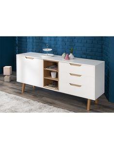 COMODA DESIGN NORDIC - SCANDINAVIA 150CM/ 36806 Group, Cabinet, Tv, Storage, Modern, Furniture, Design, Home Decor, Clothes Stand