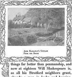 """Image from page 23 of """"Shakespeare's love story, 1580-1609"""" (1909) 