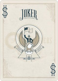 Playing Cards - Joker, Uncle Sam, Eagle, Founders by the US Playing Card Company (USPCC) - playingcards, playingcardsart, playingcardsforsale, playingcardswiththefamily, playingcardswithfamily, playingcardsgame, playingcardscollection, playingcardstorage, playingcardset, playingcardsproject, cardscollector, playingcard, design, illustration, cards, cardist