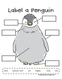 @Theresa Thompson: I'm all set to babysit your munchkins.  No rush.  Just sayin'.  Label penguin -MFW K Penguin Unit